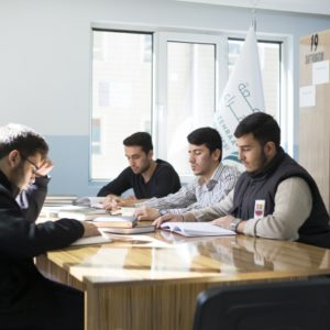 Educating Syria's Future Leaders: Zahra University Student Experience