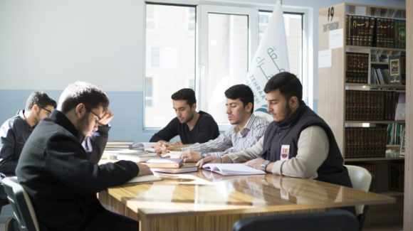 Educating Syria's Future Leaders