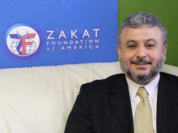 ZF Welcomes Former Secretary General of ISNA to Staff