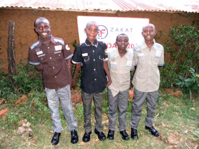 Bringing Comfort and Smiles to Children in Kenya and Uganda