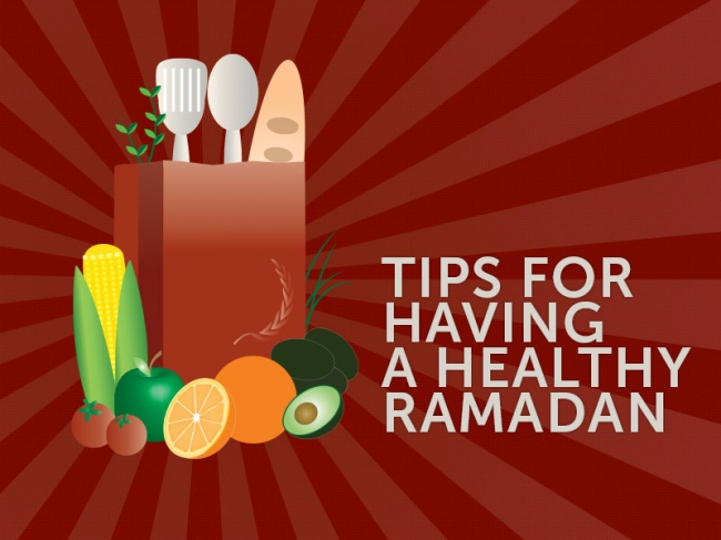 Tips for Having a Healthy Ramadan
