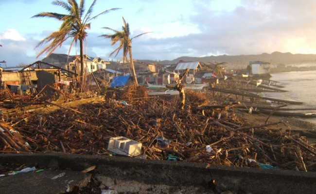 ZF Helps Rebuild Philippines Following Typhoon Haiyan