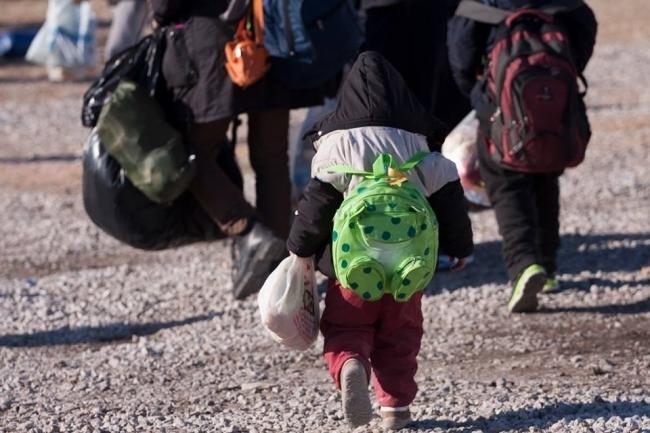 حل الأزمة المعاصرة للاجئين