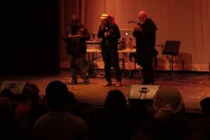 Firdaus Ensemble preforming