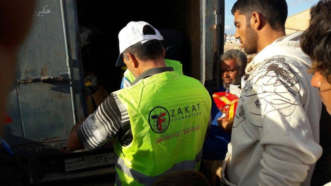 Open a Pathway of Mercy into Aleppo