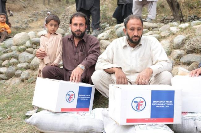 ساعدوا فى حماية باكستان هذا الشتاء