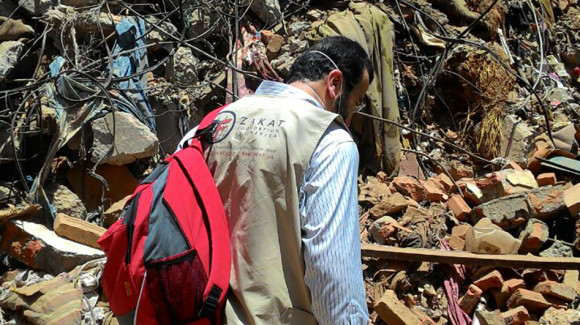 NEPAL, A COUNTRY IN MOURNING
