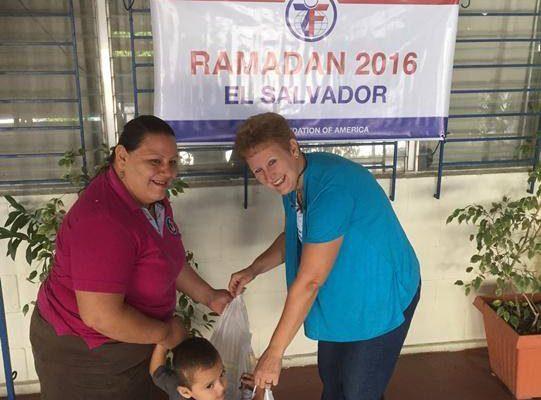 برامج الزكاة الانسانية في امريكا اللاتينية