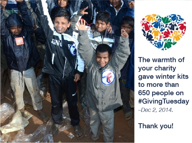 Thanks to You, #GivingTuesday Exceeded all Expectations