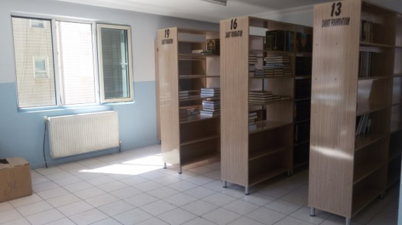 Zahra University Library