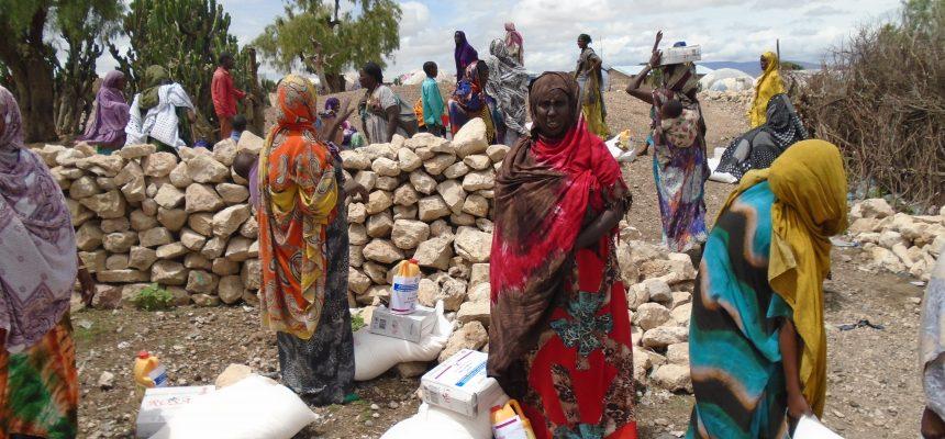 أزمة الجوع تتكشف في شرق أفريقيا