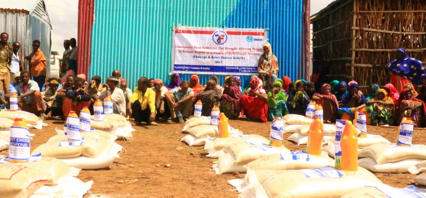 Emergency Relief for Horn of Africa Drought