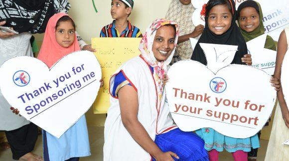 Orphan Sponsorship Program (OSP) in India