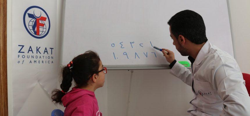 الزكاة توفر الرعاية الصحية المجانية للاجئين السوريين في تركيا
