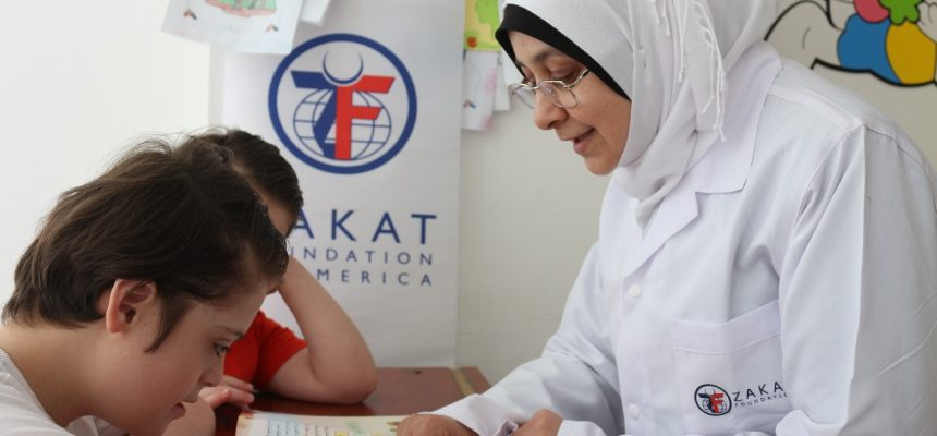 Medical Clinic in Turkey Provides Free Healthcare to Syrians