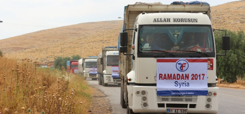 ZF Sends Humanitarian Aid into Syria