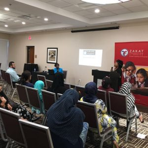 ZF Recognized as Foster Care Advocate for Muslim-American Community