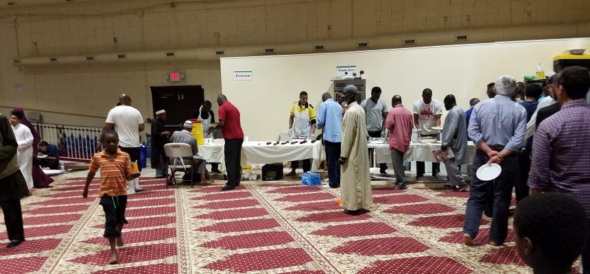 رمضان في مدينة الحب الأخوي