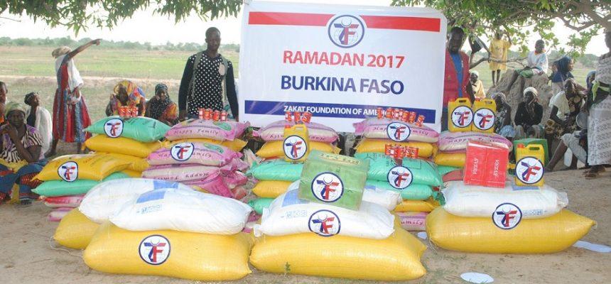Ramadan 2017: Burkina Faso