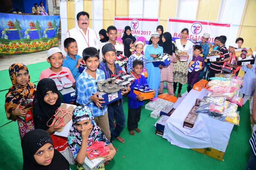 Give An Eid Gift: Share Joy of Eid With Orphans