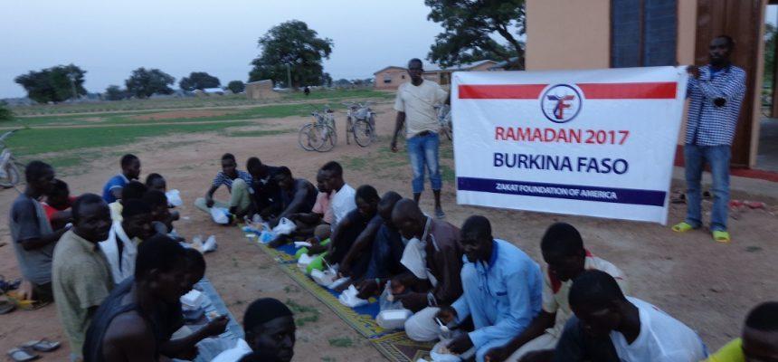 رمضان 2017:بوركينا فاسو