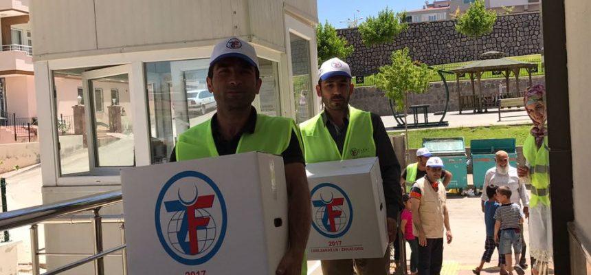 Ramadan 2017: Turkey