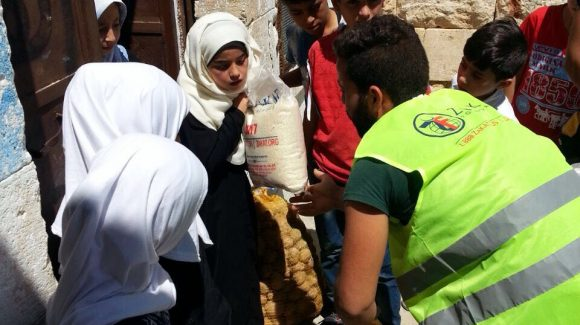 Ramadan 2017: Syria