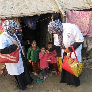 Live-Saving Health Services Bring Joy to Women in Bangladesh