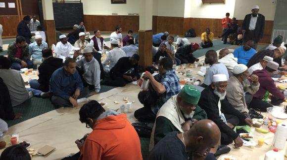 ZF Provides Iftar for Hundreds at Brooklyn Masjid