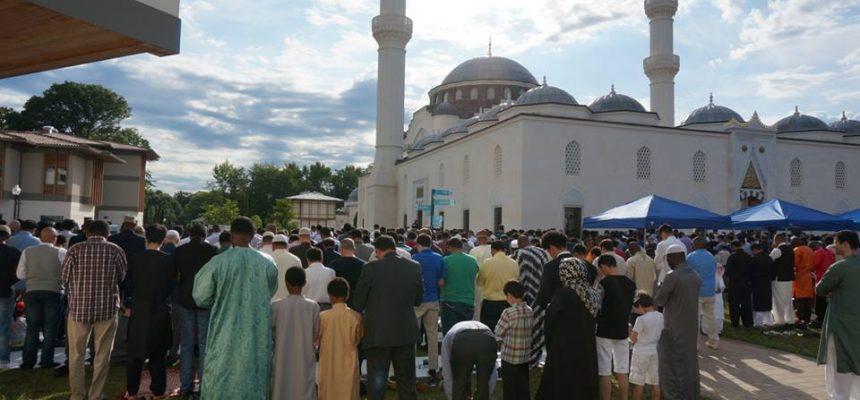 الزكاة ترعى مهرجان العيد في مركز ديانيت الأمريكي