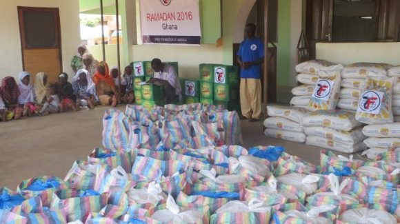 رمضان 2017: غانا