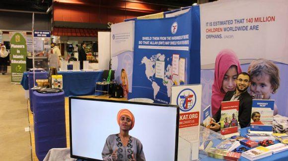 مشاركة الزكاة في مؤتمر ISNA54