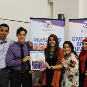 Zakat Foundation of America Volunteer Appreciation Dinner