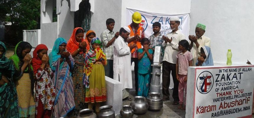 برنامج آبار المياه: الهند