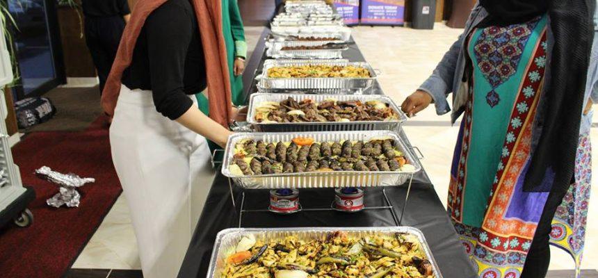الزكاة تعبرعن امتنانها للمتطوعين بإقامة عشاء تقديراً لهم