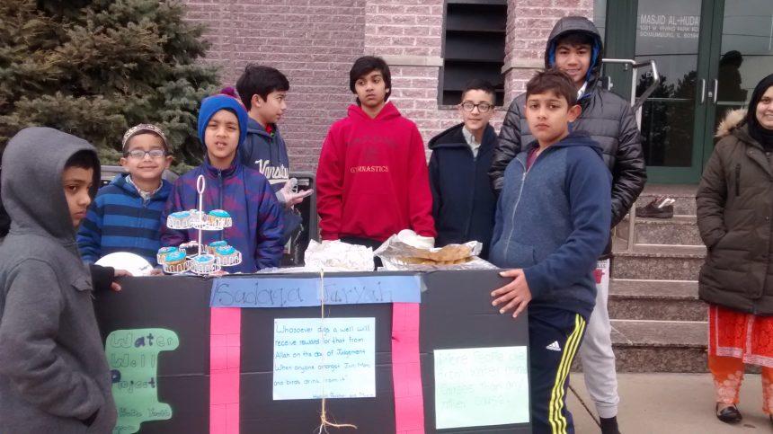 سلسلة محاسن التطوع: شباب الهدى