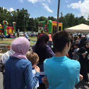 ZF Sponsors Eid Festival in North Carolina
