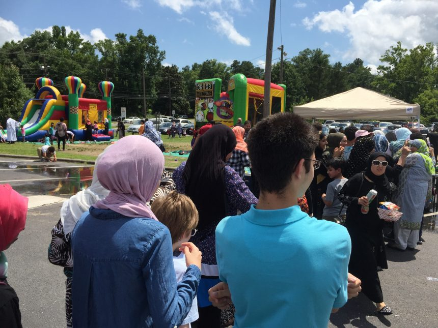 ZF Sponsors Eid Festival in North Carolina