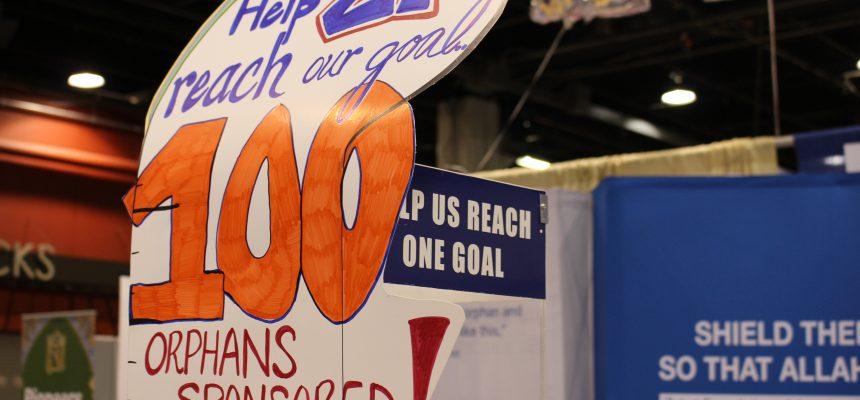 الزكاة توفر الرعاية لعشرين طفل يتيم في مؤتمر(ISNA ) السنوي الـ 54