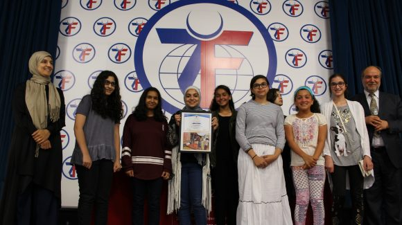 Volunteers Feel the Love at ZF Appreciation Dinner
