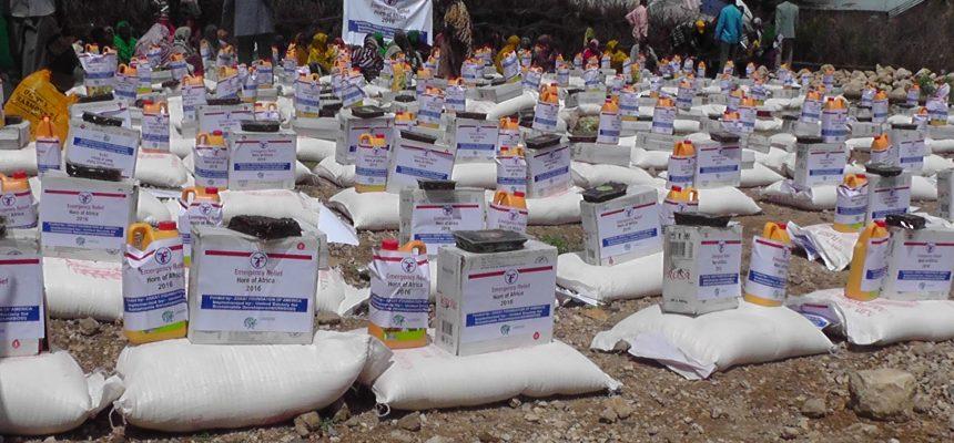 مجاعة القرن الافريقي