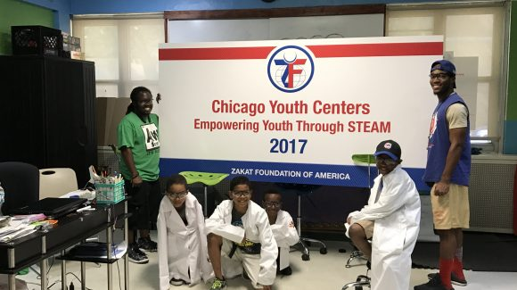 Chicago Youth Center and ZF Partnership Builds Future Leaders