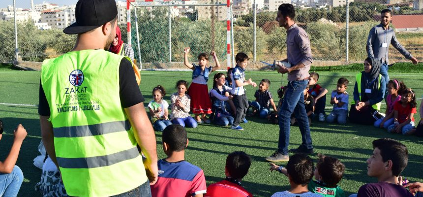 Supporting Syrian Orphans in Jordan
