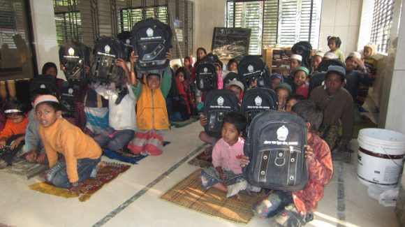 ZF Makes Education a Reality for Bangladeshi Children