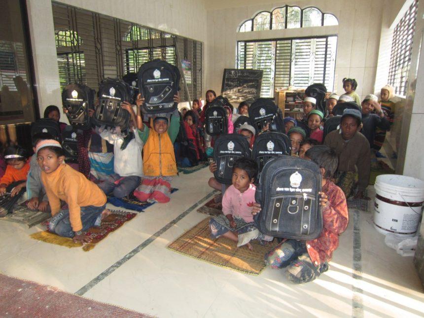 الزكاة تجعل التعليم واقع للأطفال في بنغلاديش