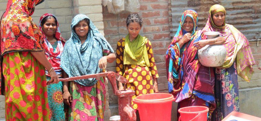 برنامج آبار المياه: بنغلاديش