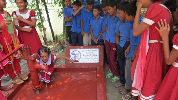 Celebrating Aqeeqah: Giving Thanks for the Gift of Clean Water