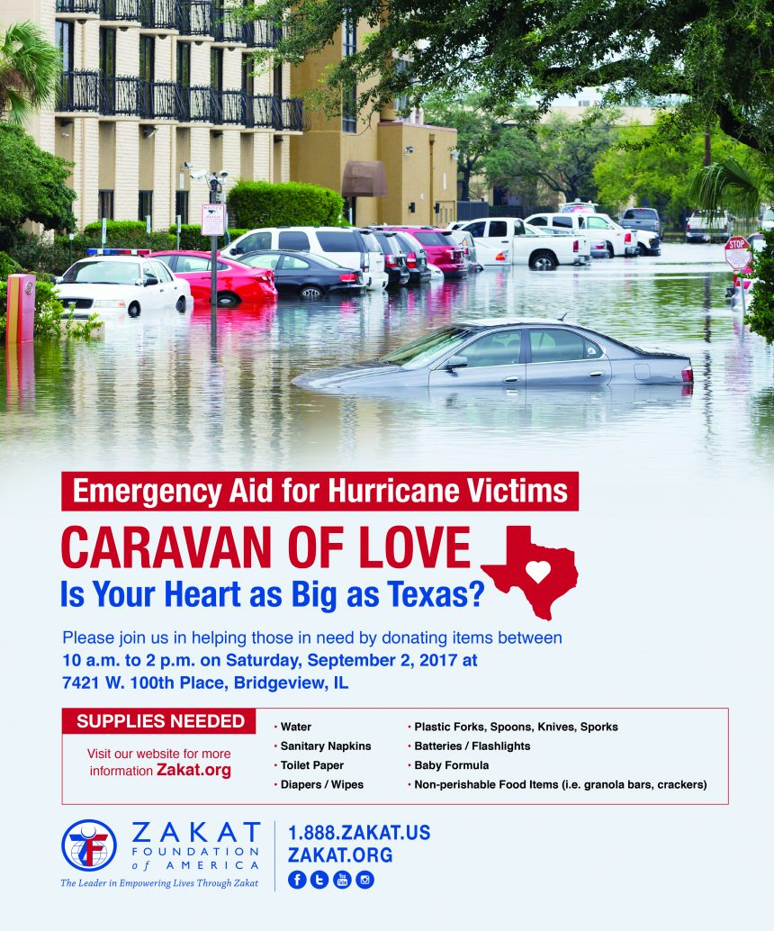 Emergency Relief for Hurricane Harvey Victims