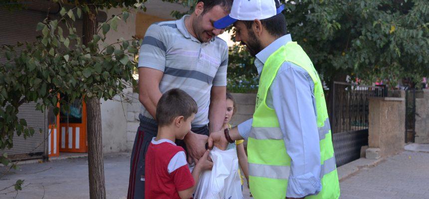 توزيع الأضاحي(قرباني) في تركيا