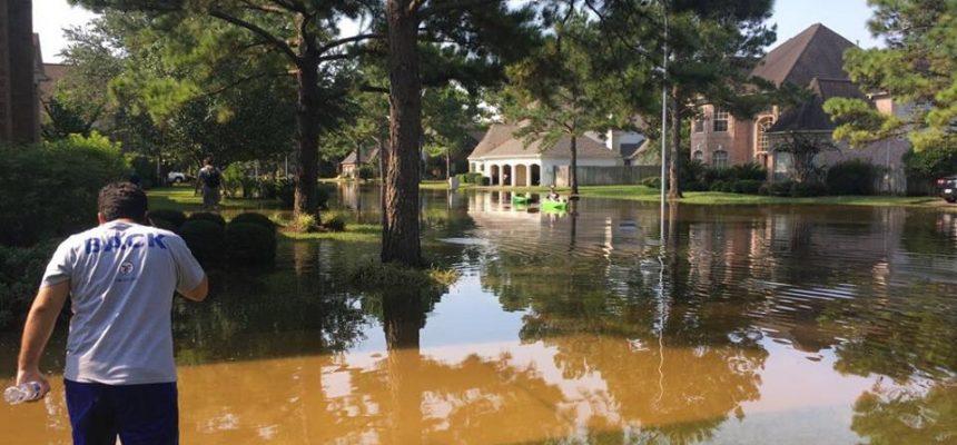 إغاثة إعصار هارفي